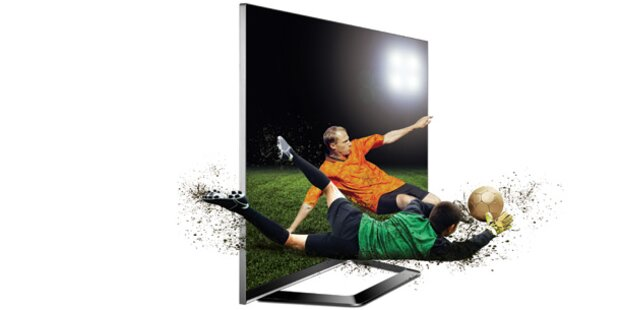 Fussball in 3D – LG LM660S