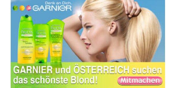 Garnier und ÖSTERREICH suchen das schönste Blond!