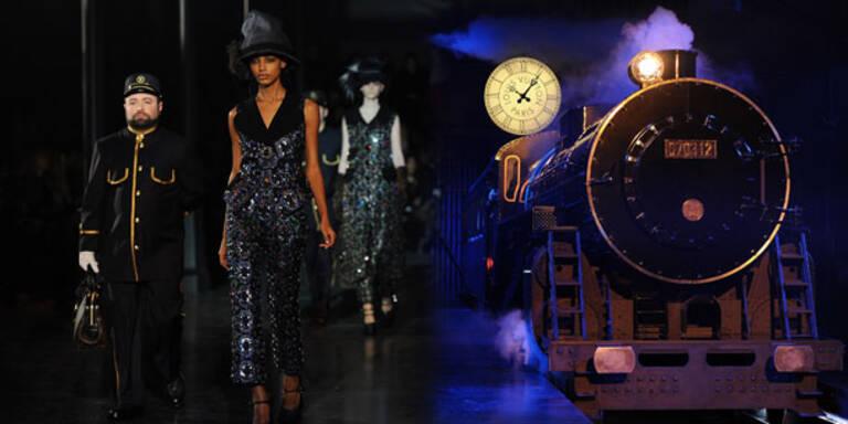 Louis Vuitton geht auf Zeitreise