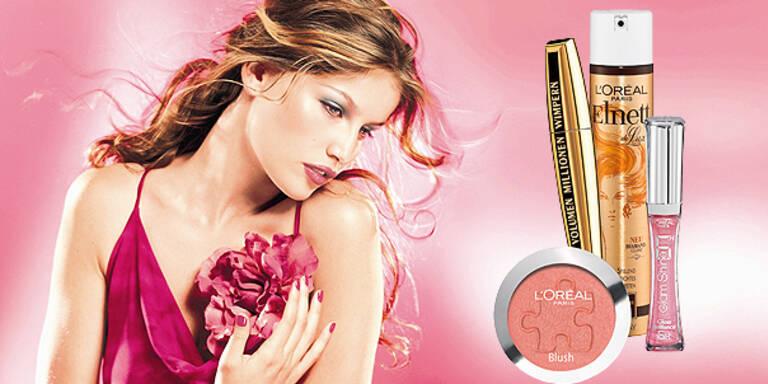 L'Oréal Beauty Packages gewinnen Gewinnspiel