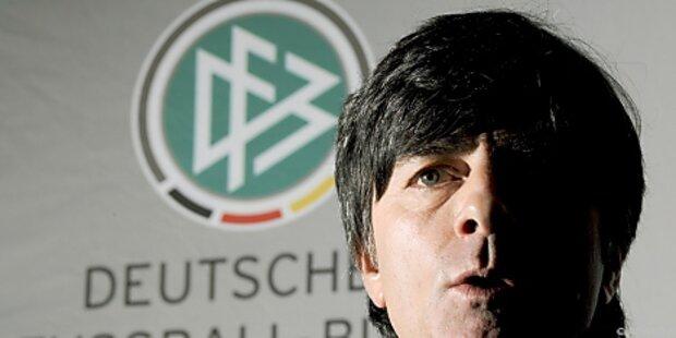DFB-Teamchef Löw wehrt sich: