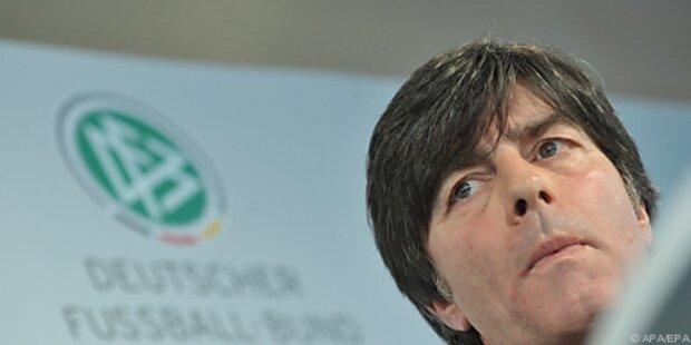 DFB-Trainer Löw bangt um WM-Erfolg