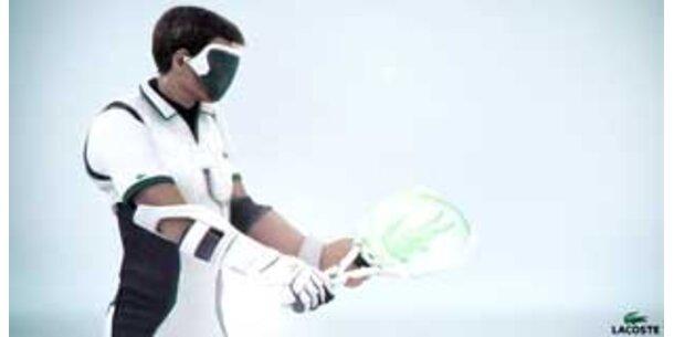 Lacoste erfindet das Tennis neu