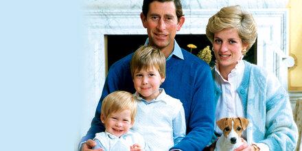 Lady Diana als ewige Königin der Herzen