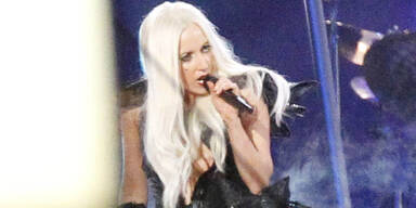 Lady Gaga lehnt Bühnen-Show Kritik ab