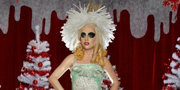 Lady Gaga schenkt Fans X-Mas Lied