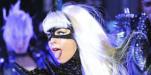 Lady Gaga mit Twitter-Rekord