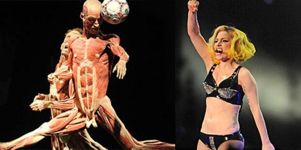 Lady Gaga will mit Leichen auftreten