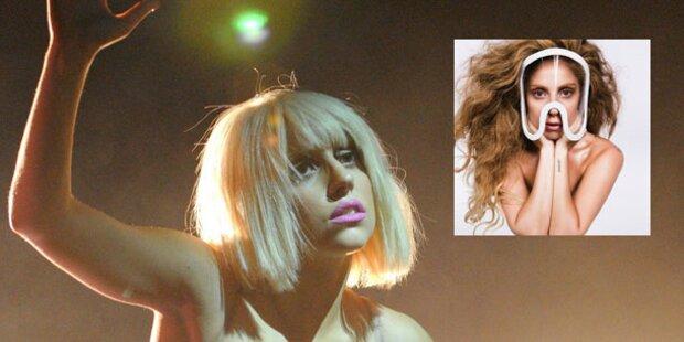 Lady Gaga erregt mit