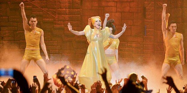 Lady Gagas Grusel-Show