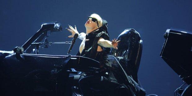 Lady Gaga schenkte Lied zum Fest