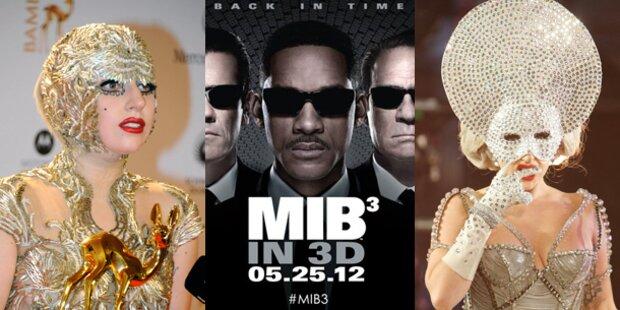 Men in Black 3: Lady Gaga wird Alien