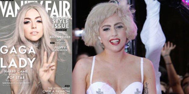 Gaga gesteht: Nehme gelegentlich Kokain