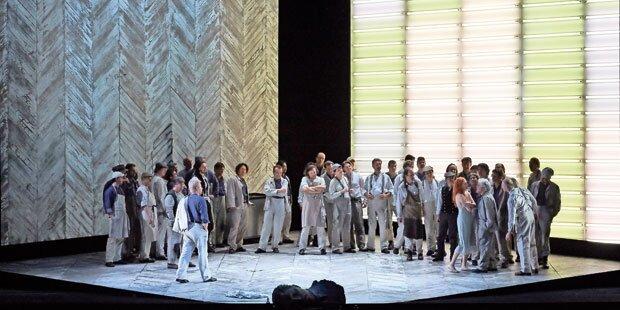 Neue Musik an der Wiener Staatsoper