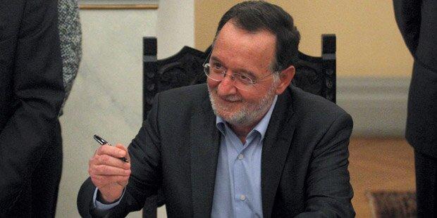 Erste Risse in Tsipras-Regierung