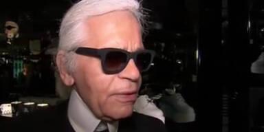 Karl Lagerfeld wird 80!