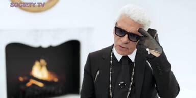 Lagerfeld ruft: Mega-Stars in Salzburg!