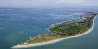 Laguna di Marano - Isola di Sant'andrea