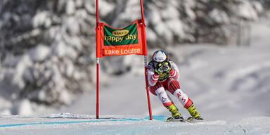 Lake Louis feiert Skiweltcup-Comeback