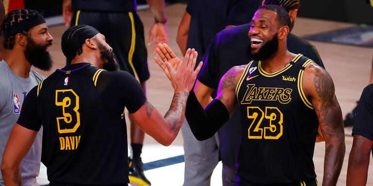 Lakers gegen Nuggets mit Last-Minute-Schock