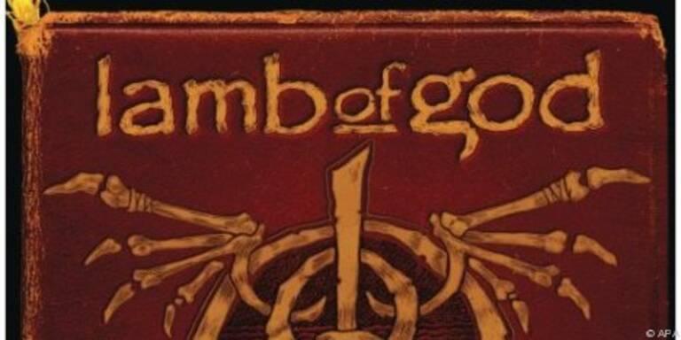 Lamb Of God haben ihr aktuelles Album dabei