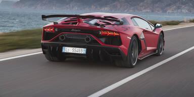 Erneutes Rekordjahr für Lamborghini