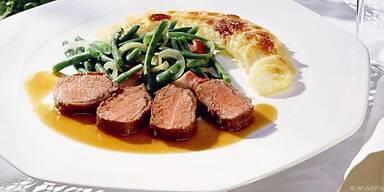 Lamm schmeckt nicht nur zur Osterzeit
