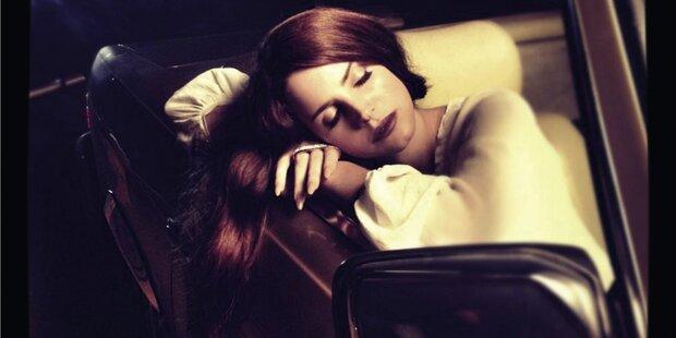 Mit Summertime Sadness beschwört Lana Del Rey die Sommerlethargie.