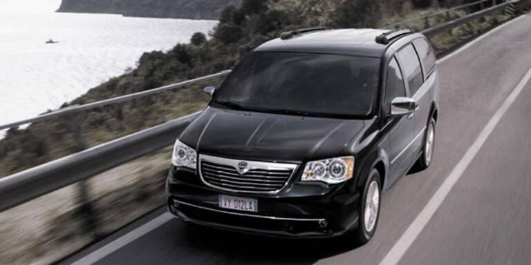 Neuer Diesel für den Lancia Voyager