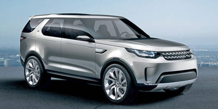 So kommt der neue Land Rover Discovery