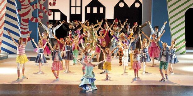Veranstaltungen des Landestheaters
