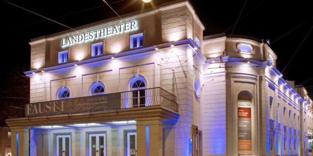 Stadt Salzburg im Mozart- Fieber