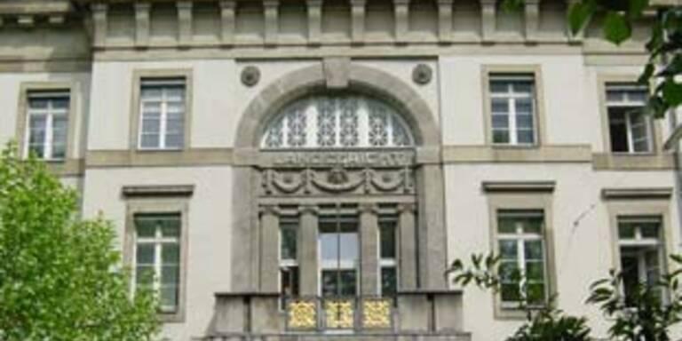 Landgericht Krefeld. Archivbild.