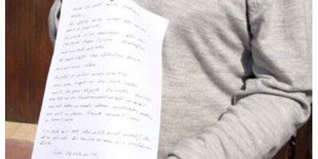 Amokläufer schrieb drei Abschiedsbriefe