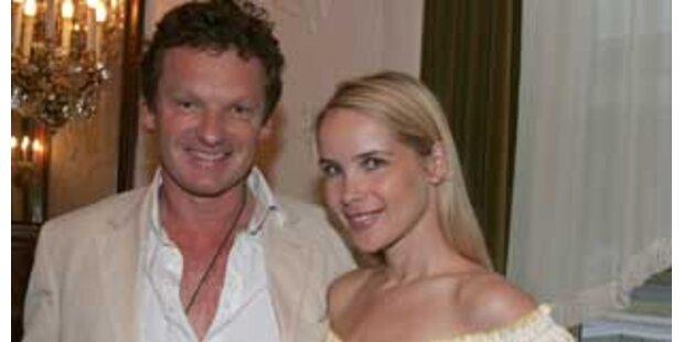 Gabriel Barylli & Sylvia Leifheit haben geheiratet