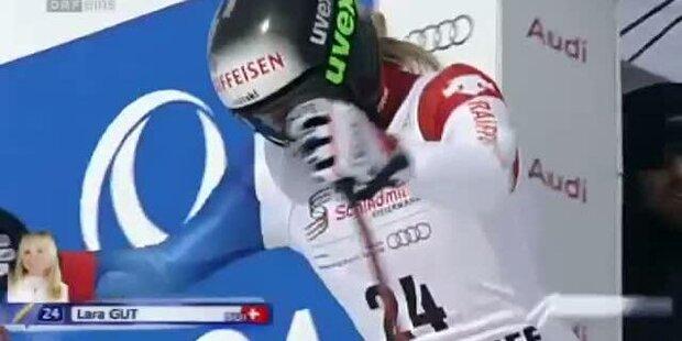 Super-G Zauchensee, Lara Gut