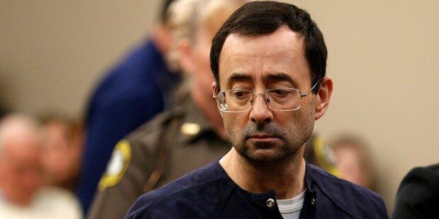 Teamarzt zu 175 Jahren Haft verurteilt