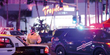 Las Vegas: Blutigstes Attentat seit 9/11