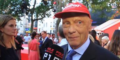 """Premiere von Lauda-Film """"Rush"""""""