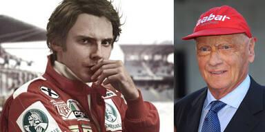 """Rush"" und Niki Lauda"