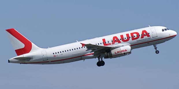 Lauda-Chef Gruber Lauda Airbus A320