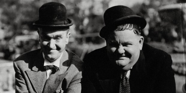 Retrospektive über Laurel & Hardy