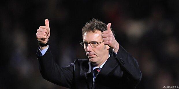 Blanc Kandidat für französischen Teamchef-Posten