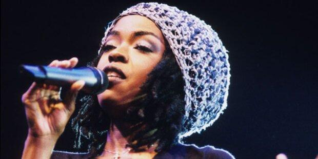 Lauryn Hill vom Knast auf Tournee