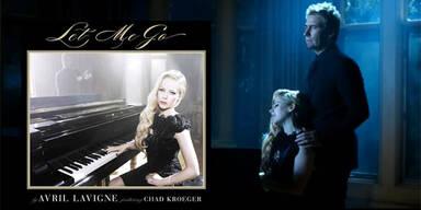 Erstes Duett von Lavigne und Kroeger