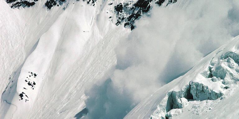 Vorarlberg: Lawinenabgang ging glimpflich aus