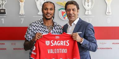 Fix! Lazaro wechselt leihweise zu Benfica