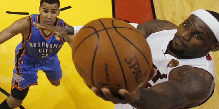 Miami Heat stehen vor NBA-Titelgewinn
