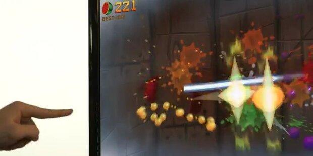 Leap Motion: Präzise 3D-Gestensteuerung