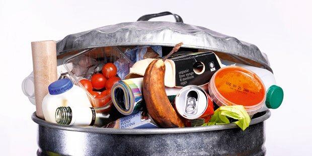 Wir werfen 577.000 Tonnen Essen weg!